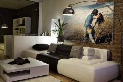 Framefoto Schoonhoven impressie textielframe ledverlichting 14