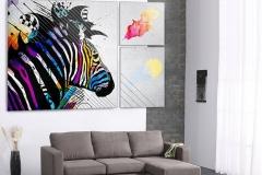 Framefoto Schoonhoven impressie textielframe ledverlichting 17